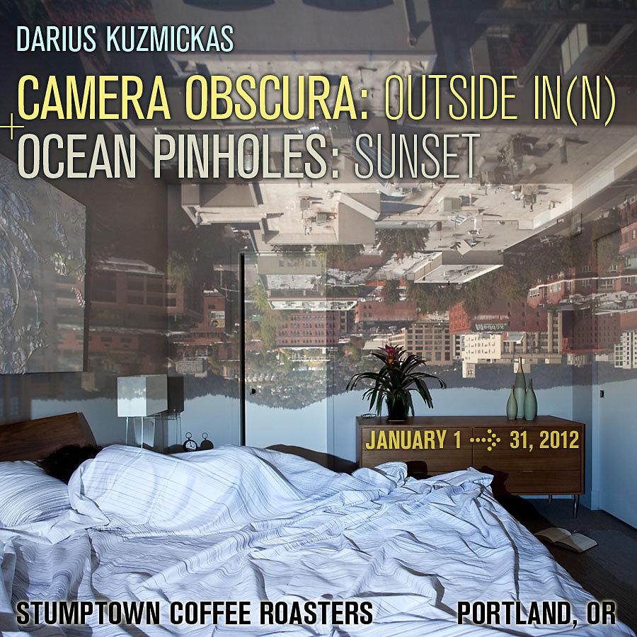 Exhibition at Stumptown Coffee Roasters